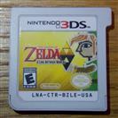 THE LEGEND OF ZELDA: A LINK BETWEEN WORLDS, 3DS GAME
